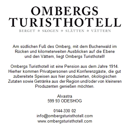 Ombergs Turisthotell