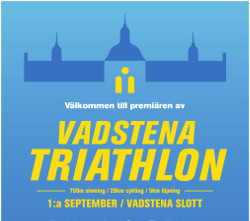 Vadstena Triathlon 2018