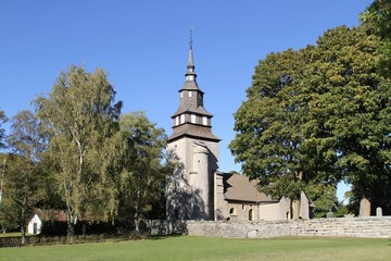 Örberga Church. Photo: Bernd Beckmann