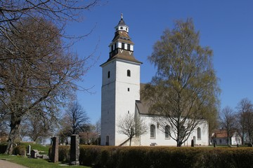 Hovs Church. Photo: Bernd Beckmann