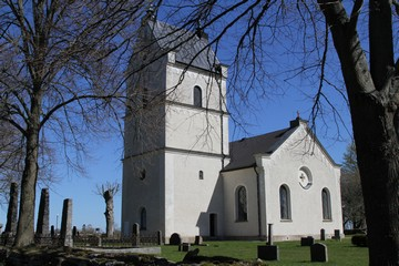 Källstads Church. Photo: Bernd Beckmann