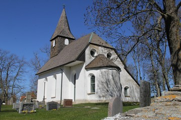 Nässja Church. Photo: Bernd Beckmann