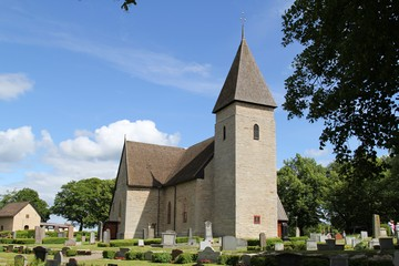 Rogslösa Church. Photo: Bernd Beckmann