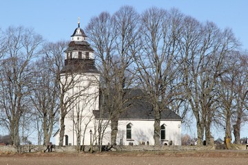 Church of Strå. Photo: Bernd Beckmann