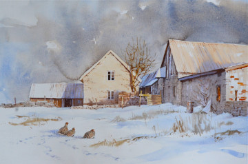 Peter Nilsson, Winter in Mellby