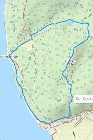 Omberg S Nature And Hiking Trails Upplevvadstena Se
